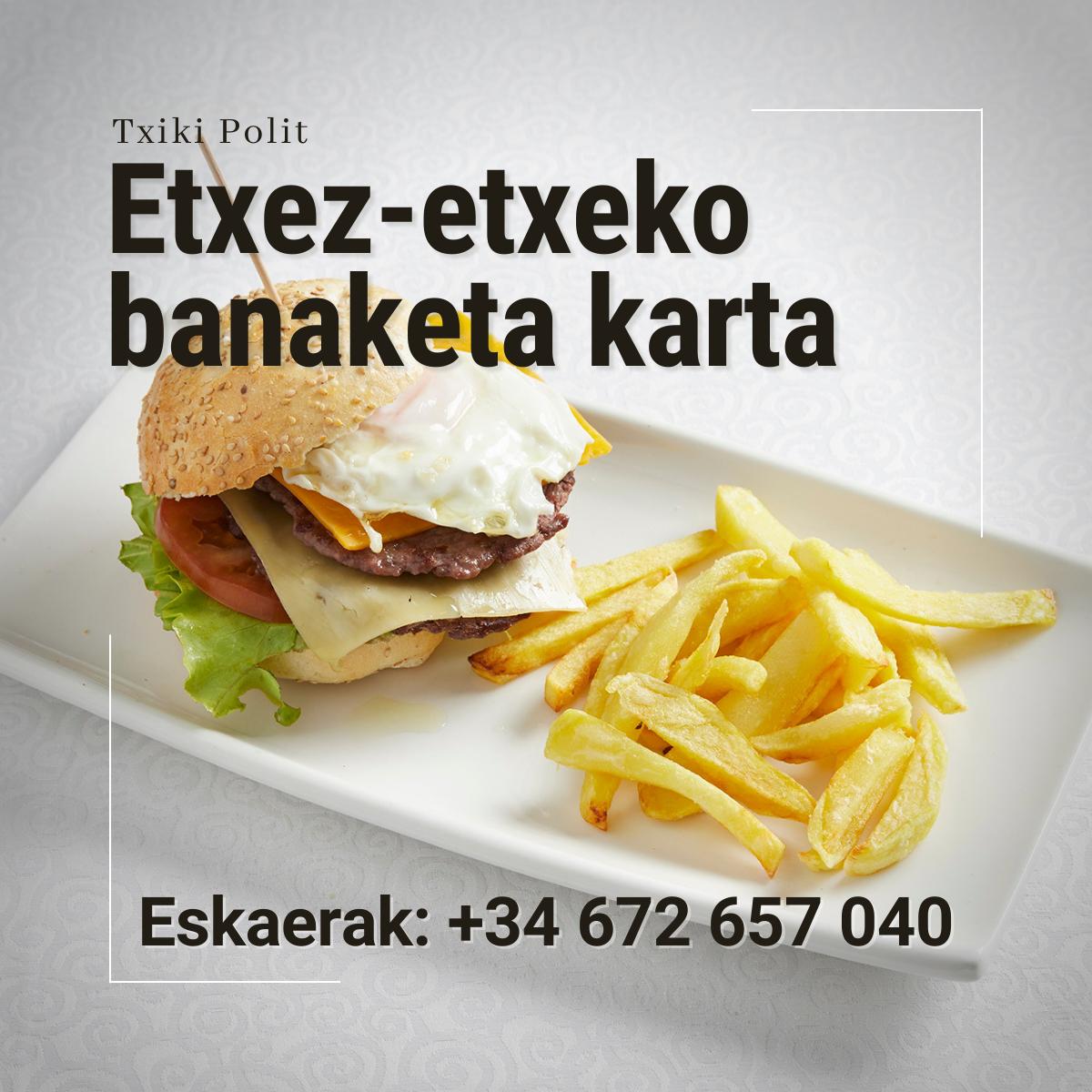 Etxez-Etxeko banaketa, Txiki Polit